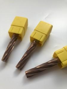 Multi Flute Carbide Reamer