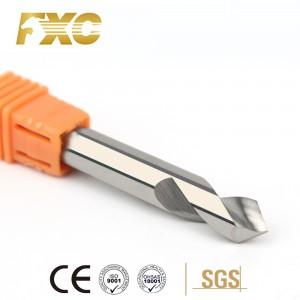 spot drill bit for alumium