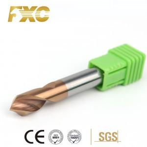 spot drill bit for steel