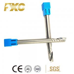 single flute end mill
