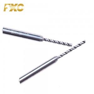 Solid Carbide Twist Drill Bits Milling Cutter Core Drills